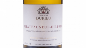 Domain Durieu White Châteauneuf-du-Pape | White Wine