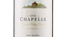 Ste. Chapelle Treasure Valley Reserve Red Blend Label
