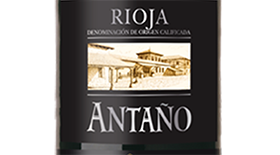Antaño 2013 Crianza Rioja | Red Wine