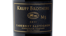 Krupp Brothers M5 Cabernet Sauvignon, Stagecoach Vineyard | Red Wine