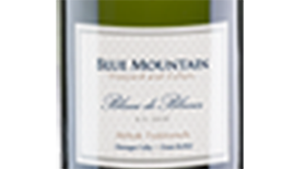 Blue Mountain 2006 Blanc de Blancs Label