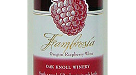 Frambrosia Oregon Raspberry Label