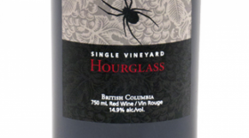 Black Widow 2016 Hourglass  | Red Wine