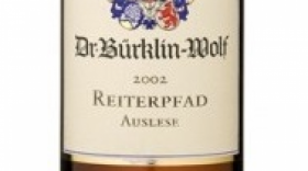 Dr. Bürklin-Wolf 2002 Reiterpfad G.C. Label