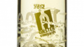 Monster Vineyards 2012 Riesling Label