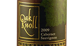 Columbia Valley Cabernet Sauvignon Label