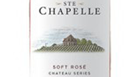 Ste. Chapelle Chateau Series Soft Rose Label