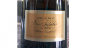 Sparkling Pointe Brut Seduction 2005 | White Wine