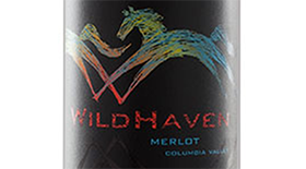 Wild Haven Merlot Label