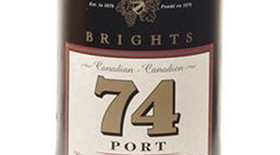 74 Tawny Fortified Label