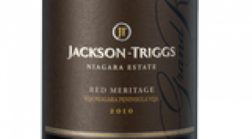 Jackson-Triggs Grand Reserve 2010 Red Meritage  | Red Wine