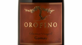 Orofino Vineyards 2017 Gamay Noir | Red Wine
