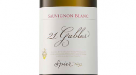 21 Gables Sauvignon Blanc Label