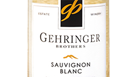 Gehringer Brothers Dry Rock Vineyards 2013 Sauvignon Blanc Label