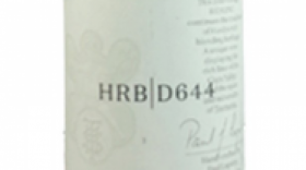 HRB/D644 Riesling 2010 Label