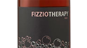 Fizzio Therapy Rose Label