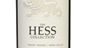 Hess Collection 19 Block Mountain Cuvée 2011 Label