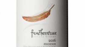 Featherstone Estate Winery Phoenix 2016 VQA  Label