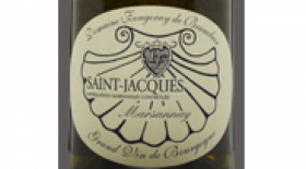 Domaine Fougeray de Beauclair 2013 Saint-Jacques | White Wine