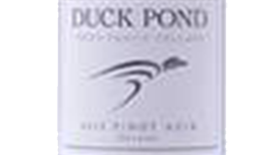 Duck Pond 2013 Gamay Noir Label
