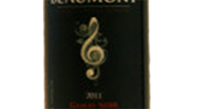 Beaumont Family Estate Winery 2011 Gamay Noir Label