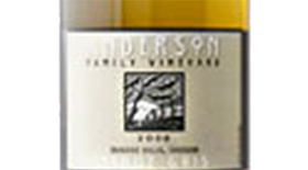 Anderson Winery & Vineyard 2009 Pinot Gris (Grigio) | White Wine