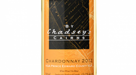 By Chadsey's Cairns Winery and Vineyard 2012 Chardonnay | White Wine