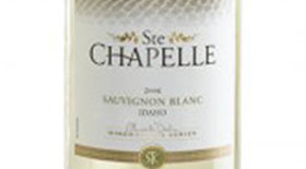 Ste. Chapelle Label