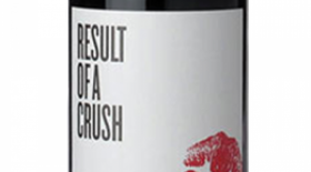 Result of a Crush Red Wine 2013 Label