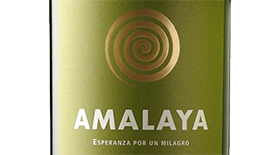 Vino Blanco de Altura Label