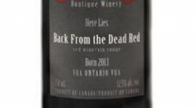 Coffin Ridge Boutique Winery 2016 Back From the Dead Red | Red Wine