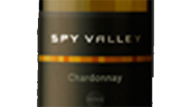 Spy Valley Wines 2013 Chardonnay Label
