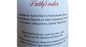 Pathfinder by Alice May Label