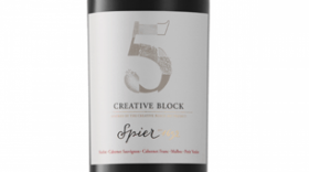 Spier 1692 Creative Block 5 Label
