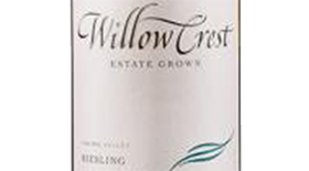 Willowcrest Riesling Label