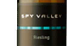 Spy Valley Wines 2013 Riesling Label