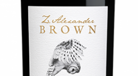 Z. Alexander Brown Uncaged 2014 Proprietary Red Blend | Red Wine