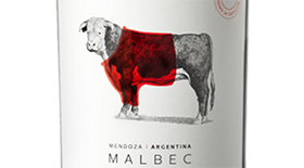 Tussock Jumper 2010 Malbec Label