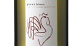 Red Rooster 2013 Pinot Blanc Label