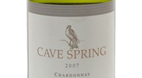 Cave Spring Cellars 2011 Chardonnay Label