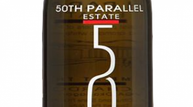 50th Parallel Estate 2016 Chardonnay | White Wine