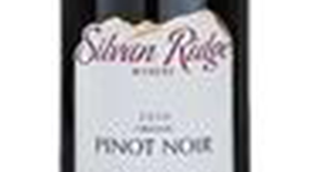 Silvan Ridge 2010 Pinot Noir Label