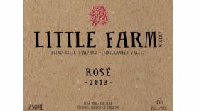 Blind Creek Vineyard 2013 Rosé | Rosé Wine
