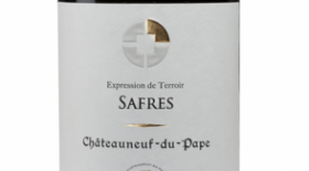 Ogier Safres 2010 Label