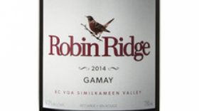 Robin Ridge Winery 2014 Gamay Noir | Red Wine