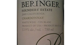 Founders' Estate Label