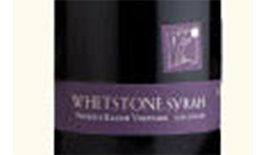 Whetstone Wine Cellars 2011 Syrah (Shiraz) Label