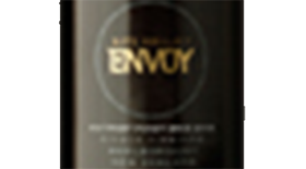 Envoy Outpost Pinot Gris Label