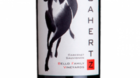 Bello Family Vineyards 2016 Megahertz Cabernet Sauvignon | Red Wine