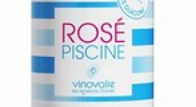 Rosé Piscine Label